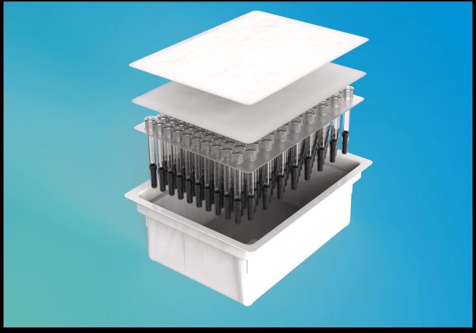 ISO 11040-7 Syringe Tub Standard