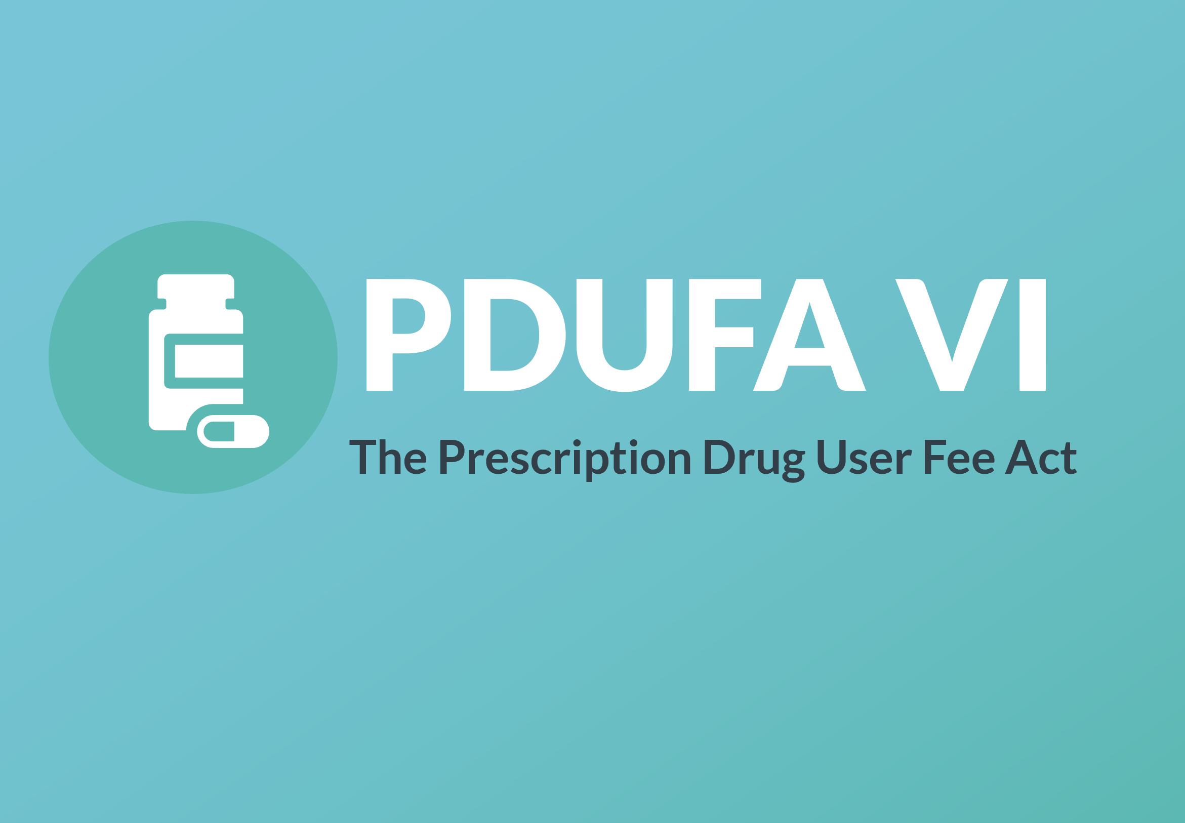 PDUFA and Packaging
