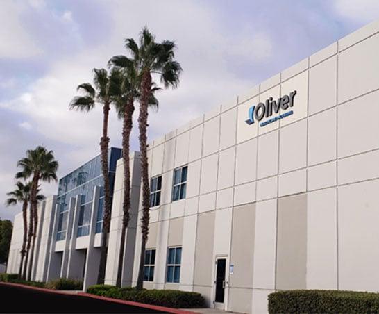 Oliver Location in Anaheim, California