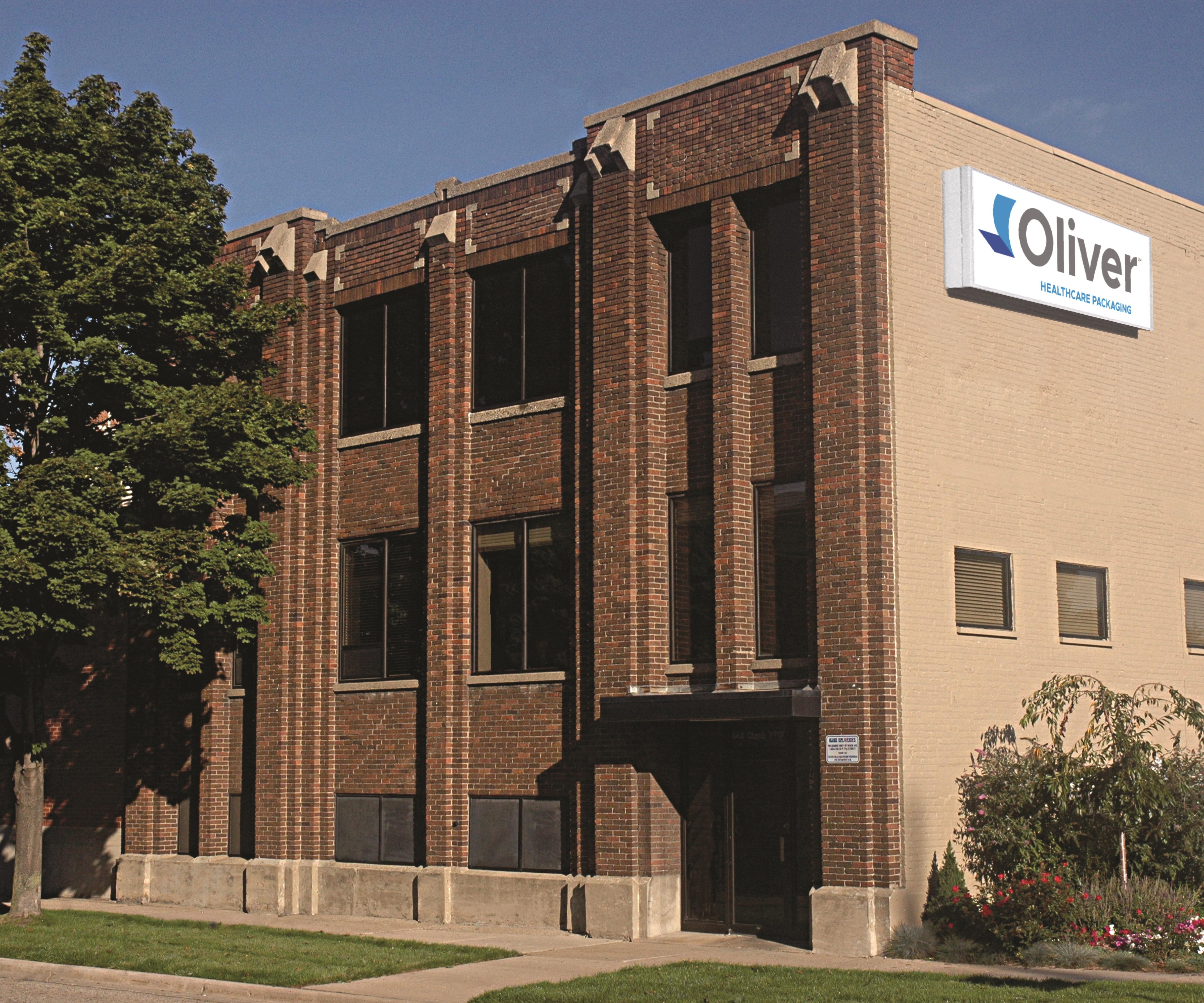 Oliver Location in Grand Rapids, Michigan