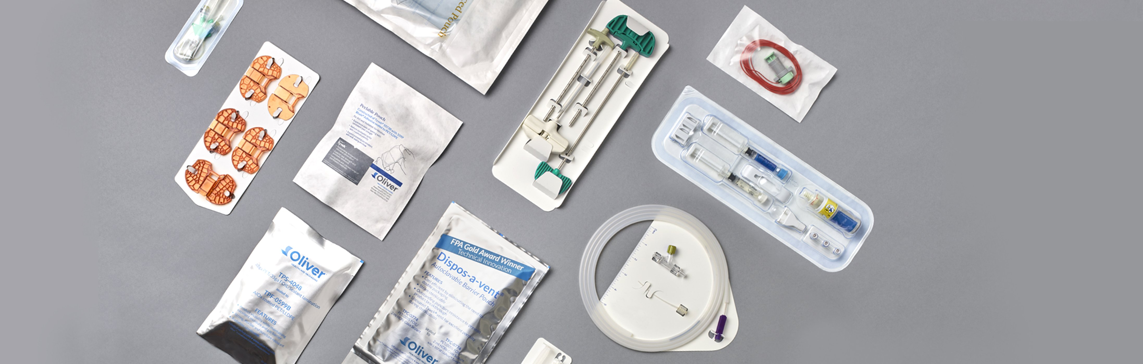 Healthcare, Medical & Pharmaceutical Packaging Products