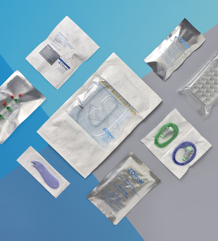 Healthcare & Pharmaceutical Pouch Packaging | Oliver Healthcare Packaging