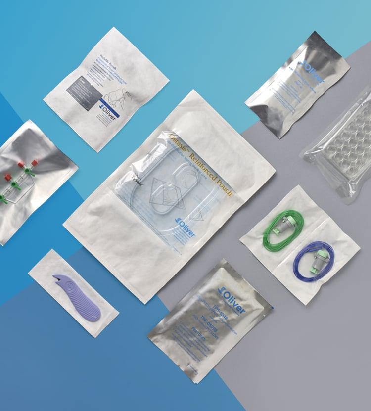 Beutelverpackungen für Gesundheits- und Pharmaprodukte | Oliver Healthcare Packaging