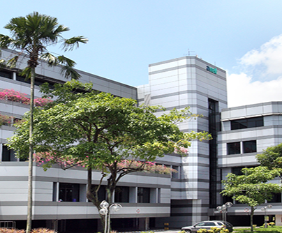 Oliver Healthcare Singapore Facility