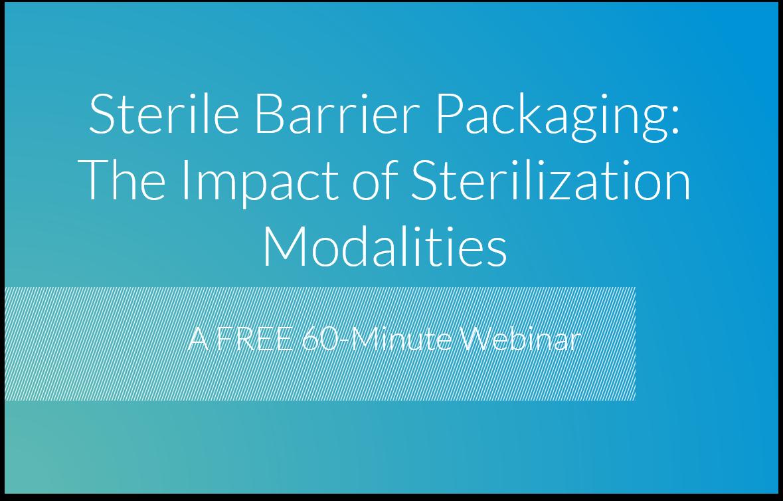 Sterilbarriereverpackungen: Der Einfluss von Sterilisationsmodalitäten